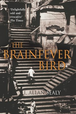 Book cover for The Brainfever Bird