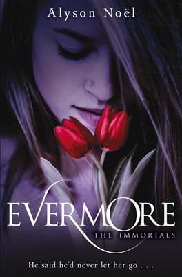 Book cover for Evermore