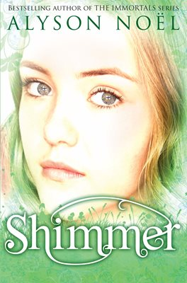 Book cover for A Riley Bloom Novel: Shimmer