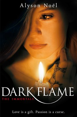 Book cover for Dark Flame