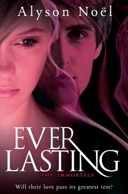 Book cover for Everlasting