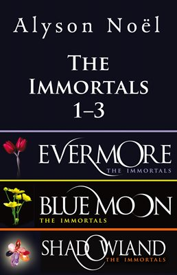 Book cover for The Immortals 1-3