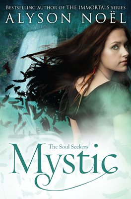 Book cover for Mystic