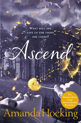 Book cover for Ascend