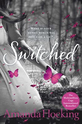 Book cover for Switched