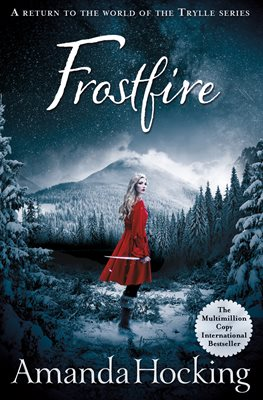 Book cover for Frostfire