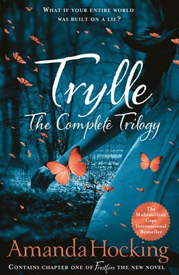 Book cover for Trylle: The Complete Trilogy