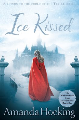 Book cover for Ice Kissed