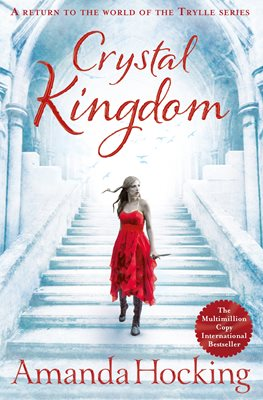 Book cover for Crystal Kingdom