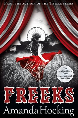 Book cover for Freeks