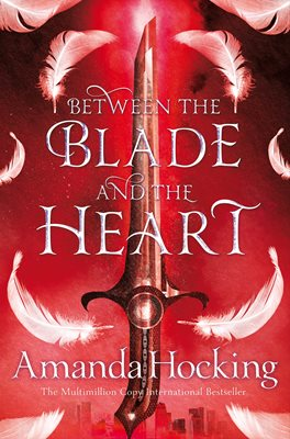 Book cover for Between the Blade and the Heart