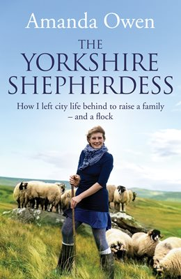 Book cover for The Yorkshire Shepherdess