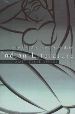 Book cover for The Picador Book of Modern Indian...