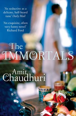 Book cover for The Immortals