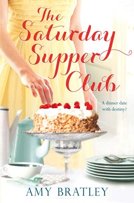 Book cover for The Saturday Supper Club