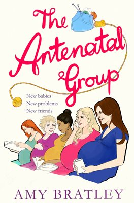 Book cover for The Antenatal Group