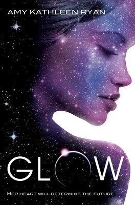 Book cover for Glow