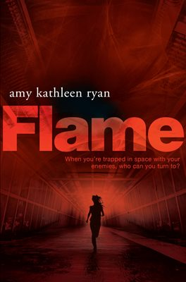 Book cover for Flame