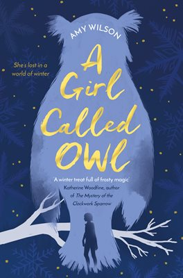 Book cover for A Girl Called Owl
