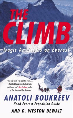 Book cover for The Climb