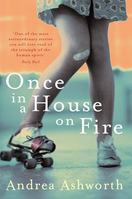Book cover for Once in a House on Fire