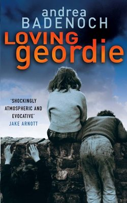 Book cover for Loving Geordie