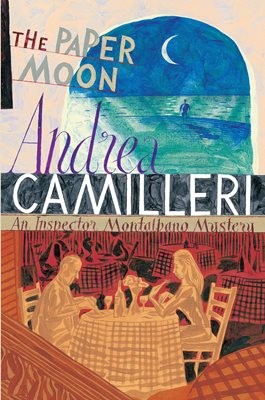 Book cover for The Paper Moon