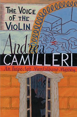 Book cover for The Voice of the Violin