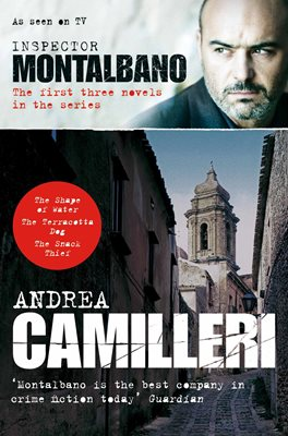 Book cover for Inspector Montalbano: The first three...