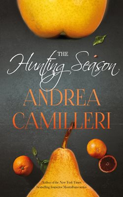 Book cover for Hunting Season