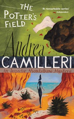Book cover for The Potter's Field