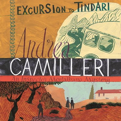 Book cover for Excursion to Tindari