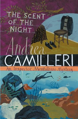 Book cover for The Scent of the Night