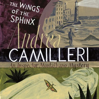 Book cover for The Wings of the Sphinx
