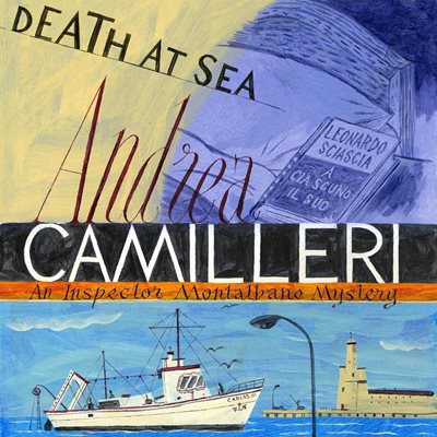 Book cover for Death at Sea