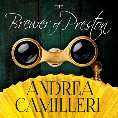 Book cover for The Brewer of Preston
