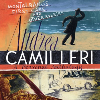 Book cover for Montalbano's First Case and Other Stories