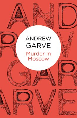 Book cover for Murder in Moscow