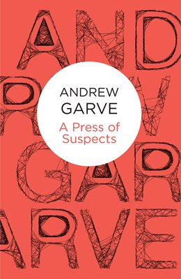 Book cover for A Press of Suspects