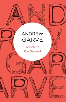 Book cover for A Hole in the Ground