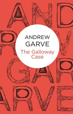 Book cover for The Galloway Case