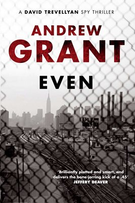 Book cover for EVEN