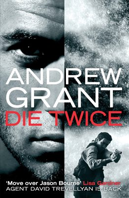 Book cover for Die Twice