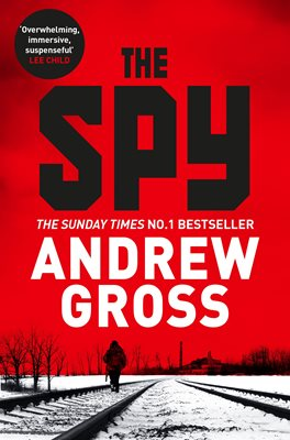 Book cover for The Spy