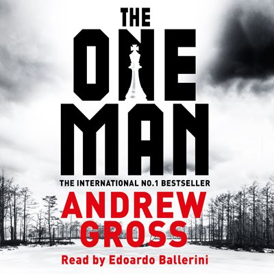 Book cover for The One Man