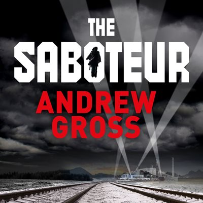 Book cover for The Saboteur