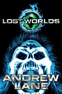 Book cover for Lost Worlds