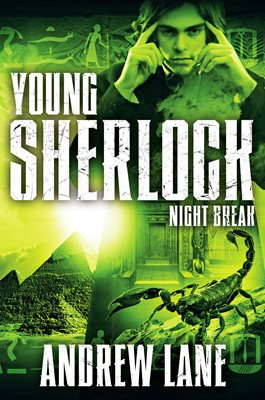 Book cover for Night Break