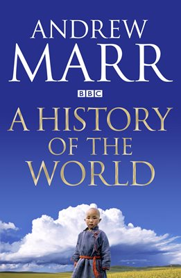 Book cover for A History of the World