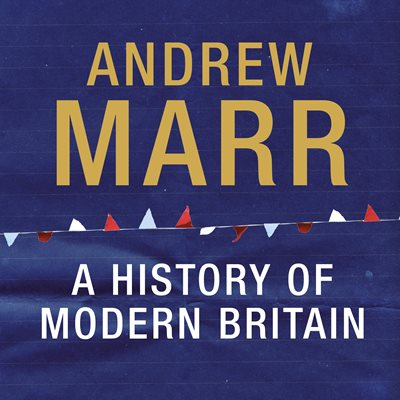 Book cover for A History of Modern Britain
